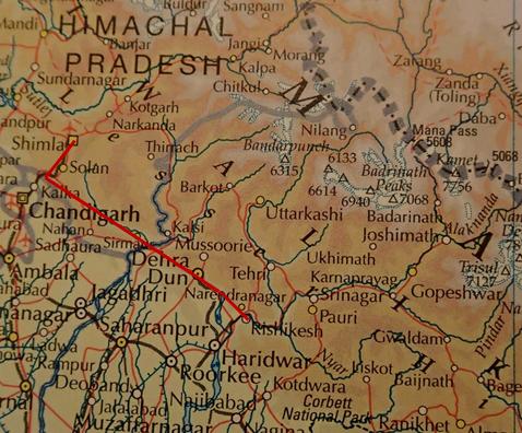 shimla-to-v-of-f-map