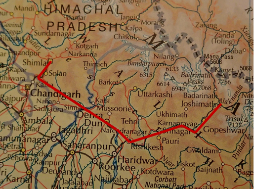 shimla-to-v-of-f-map